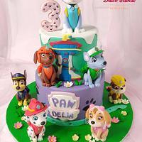 Paw Patrol Cake Ideas