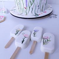 Pastel Floral y Botanico  by Sofia veliz