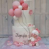 Karina's cake...