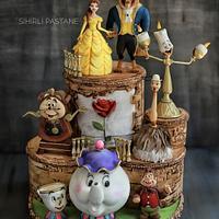 Disney Inspired Cakes