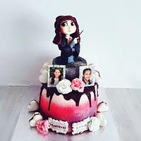 Hermione cake 🌟