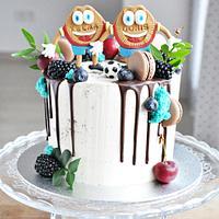 Drip Cake Doradita