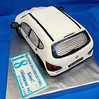 Cake Nissan