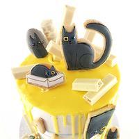 Cats by 27cakestudio