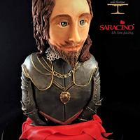 King Charles Ist bust-The Royal challenge