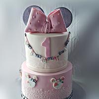 Minimaus cake