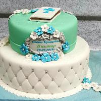 Cake Baptism