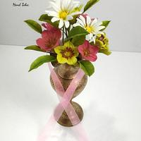World Cancer Day Collaboration 2021-SugarFlowers&CakesinBloom