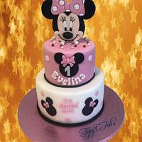 Minnie for first anniversary