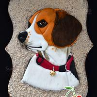 Beagle - Pawfectly Doglicious Collab