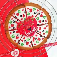 Pizza Love ❤️