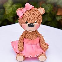 Teddy bear for the little sweet Mary <3