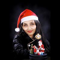 Sugarin Santa competition piece