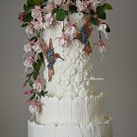 Hummingbird cake.... by More_Sugar