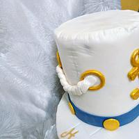 Nautical cake by Cups'& Cakery Design