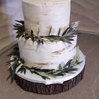 Olive winter cake