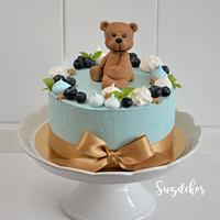 Teddy bear Cake