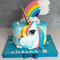 Unicorn cake  by Silvia Gundová