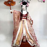 GEISHA , Colaboracion Japon by Cholys Guillen Requena
