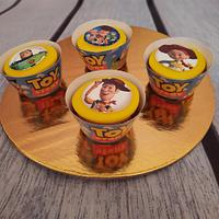 Toy story 4 cupcakes