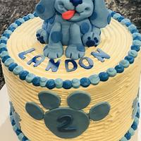 Blues Clues Birthday