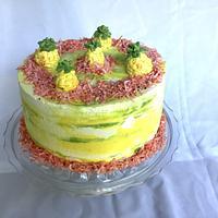 Birthday cake by Goreti
