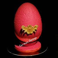 Easter Chocolate sculptures