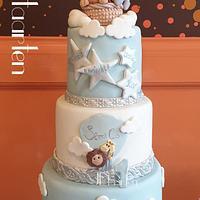 Party animals Birthdaycake