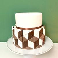 Optical cake