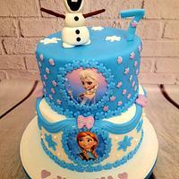 """Frozen Cake"""