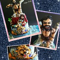 Bible Cake Collaboration  by Bethann Dubey