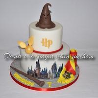 Harry Potter cake by Daria Albanese