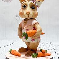 Babsi the bunny