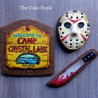 🔪 Friday The 13th Cookies. 🔪