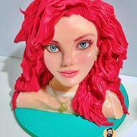 🍫 Modelling Cake Ariel