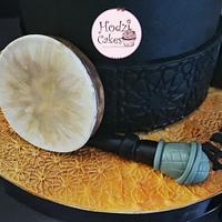 Darwish Cake  by Hend Taha-HODZI CAKES