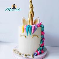 Unicornio 🦄 Cake