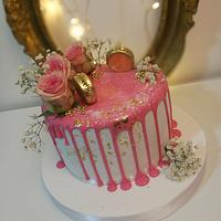 Royal rosses cake