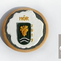 Mór - Coat of arms