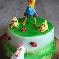 birthday cake for daughter