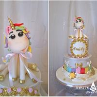 Sweet unicorn for Emily