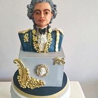 Sculpture : 1750's English man