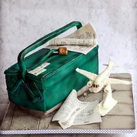 Aviation engeneer`s cake
