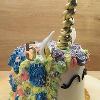 Unicorn cake by VVDesserts