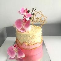 Happy birthday! - Cake by Ditsan