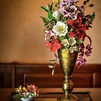 Still Life Florals Collaboration