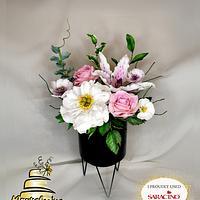 Shugar flowers  by Tsanko Yurukov