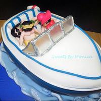 Birthday Boating
