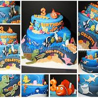 Finding Nemo-All edible!