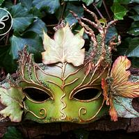MIMESIS, the fairy greenery (Fairy mask)